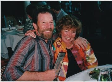 Cecil and Marilyn Zerba the Founder of Zerba Wine Cellars